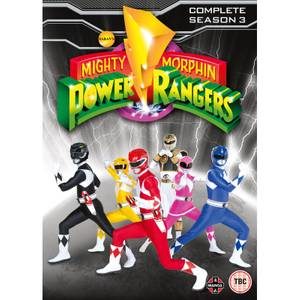 Mighty Morphin Power Rangers - Season 3