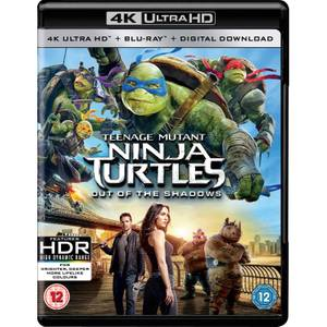 Teenage Mutant Ninja Turtles: Out Of The Shadows - 4K Ultra HD (Includes Digital Download)