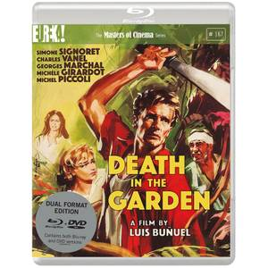Death In The Garden (Masters Of Cinema) (Dual Format)