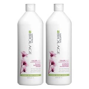 Biolage ColorLast Shampoo and Conditioner Bundle 2 x 1000ml