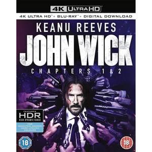 John Wick: 1&2 - 4K Ultra HD