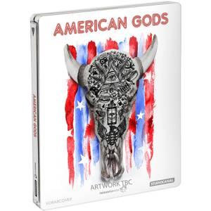 American Gods - Steelbook Édition Limitée