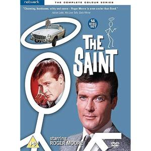 The Saint - The Complete Colour Series