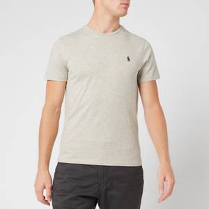 Polo Ralph Lauren Men's Custom Slim Fit Cotton T-Shirt - New Grey Heather