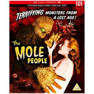 Mole People - Dual Format (Includes DVD)
