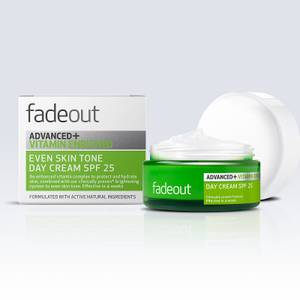 Fade Out ADVANCED + Vitamin Enriched Even Skin Tone Day Cream SPF 25 50 ml