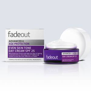 Fade Out ADVANCED + Age Protection Even Skin Tone Day Cream SPF 25 50ml