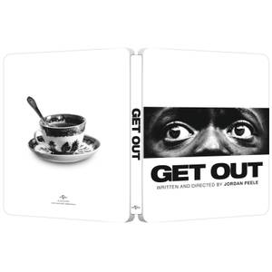 Get Out - Zavvi UK Exclusive Limited Edition Steelbook