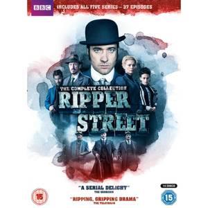 Ripper Street Box Set - Series 1-5