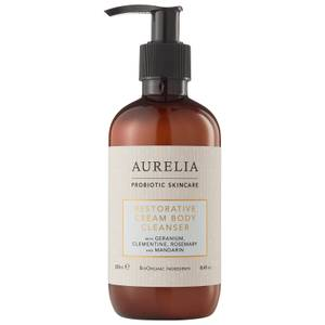 Aurelia Skincare Restorative Cream Body Cleanser 250ml