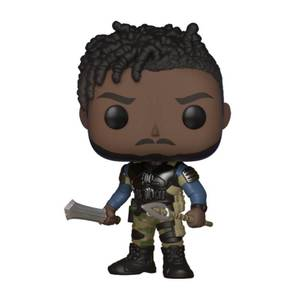 Black Panther Erik Killmonger Funko Pop! Vinyl