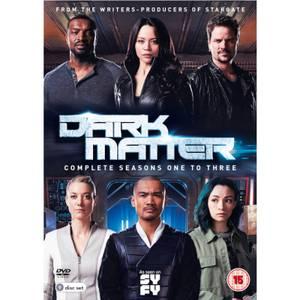 Dark Matter - Season 1-3