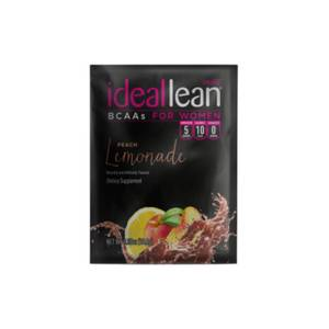 IdealLean BCAAs - Peach Lemonade - Sample