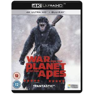 War For The Planet Of The Apes - 4K Ultra HD (Includes Digital Download)