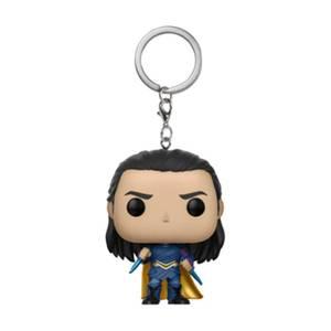 Thor Ragnarok Loki Funko Pop! Keychain
