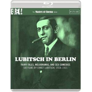 Lubitsch In Berlin (Masters Of Cinema)