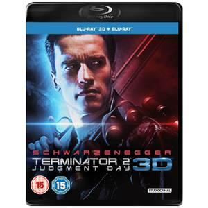 Terminator 2: Remastered 3D (inclusief 2D Versie)