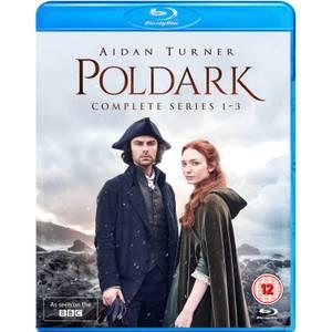 Poldark - Series 1-3 Box Set