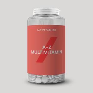 Myvitamins Myvitamins A-Z Multivitamin