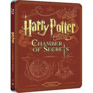 Harry Potter and the Chamber of Secrets - Limited Edition Steelbook