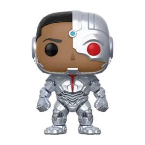 Justice League Cyborg Funko Pop! Keychain