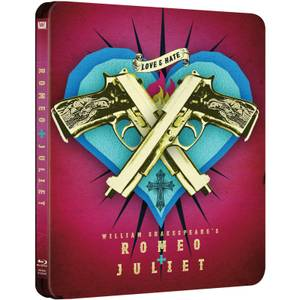Romeo And Juliet - Zavvi UK Exclusive Limited Edition Steelbook