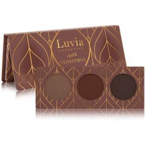 Luvia Cosmetics Vegan Eyebrow Palette