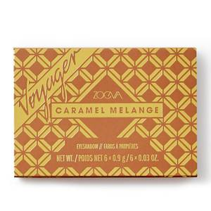 ZOEVA Voyager Caramel Melange Lidschattenpalette