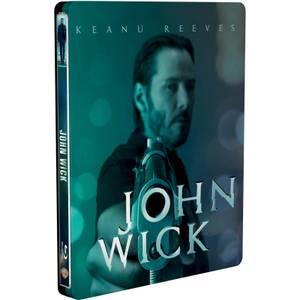 John Wick - Steelbook Exclusivo de Zavvi Edición Limitada -