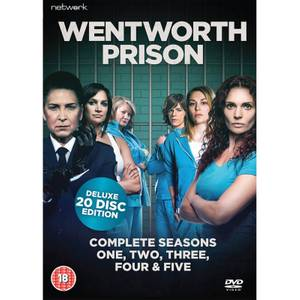 Wentworth Prison - Seasons One to Five