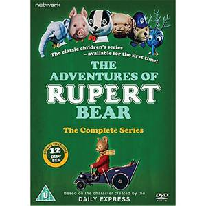 The Adventures Of Rupert Bear - Complete