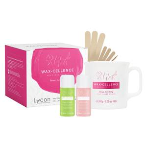 Wax-Cellence Wax Kit - Face and Body