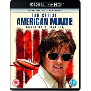 American Made - 4K Ultra HD