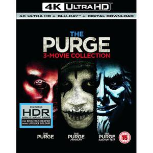 The Purge Trilogie - 4K Ultra HD