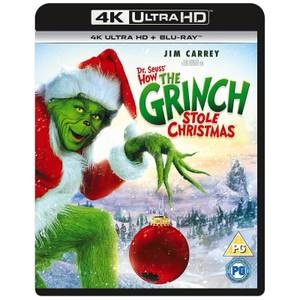How The Grinch Stole Christmas - 4K Ultra HD