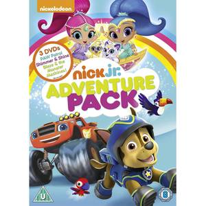 Nick Jr. Adventure Pack (Nickelodeon Triple)