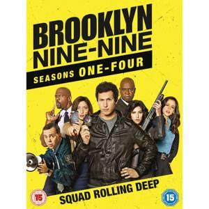 Brooklyn Nine-Nine - Season 1-4