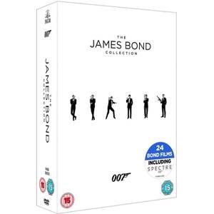 Colección James Bond 1-24