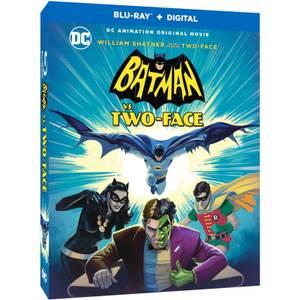 Batman Vs. Two-Face (Artcards)