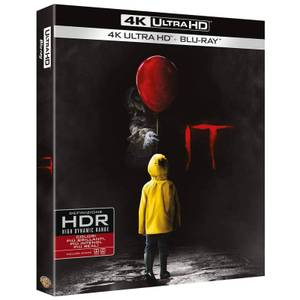 IT - 4K Ultra HD (Includes Digital Download)