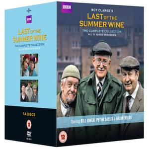 Last of the Summer Wine - Série complète Saisons 1 - 32