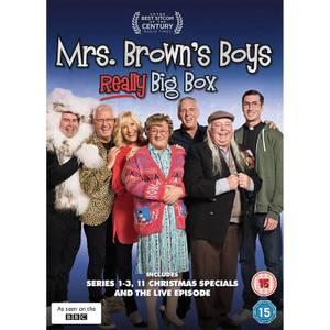 Mrs Brown's Boys - Coffret