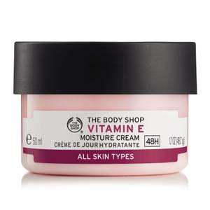 The Body Shop Vitamin E Moisture Cream + Nourishing Night Cream
