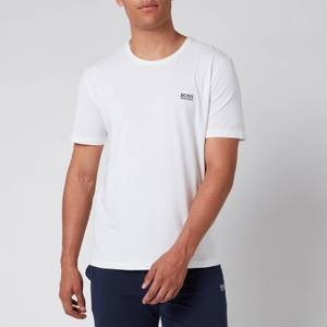 BOSS Men's Small Logo T-Shirt - White