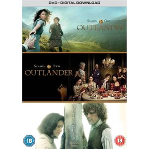 Outlander - Seasons 1-3