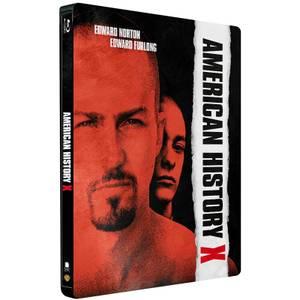 American History X - Zavvi UK Exclusive Limited Edition Steelbook