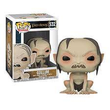 Lord of the Rings Gollum Funko Pop! Figuur (Kans op Chase)