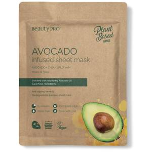 BeautyPro Avocado Infused Sheet Mask
