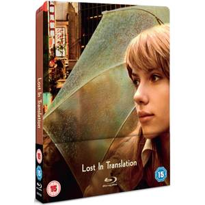 Lost In Translation - Zavvi UK Exclusive Limited Edition Steelbook