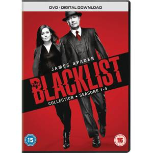 The Blacklist - Seasons 1-4